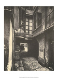 Courtyard, Paris, 1921 Prints by Eugene Atget