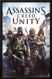 Assasin's Creed Unity - Key Art Print