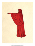 Red Ghost Prints