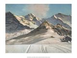 Le Cervin, Switzerland, 1949 Poster