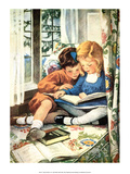 Best Friends Prints by Jessie Willcox Smith