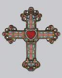 Cross I Giclée-tryk af Maria Mendez