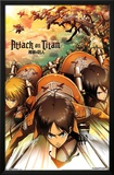 Attack On Titans - Attack Posters
