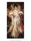Fireworks, 1915 Prints by Giovanni Boldini
