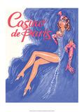 Jazz Age Paris, Casino de Paris Poster