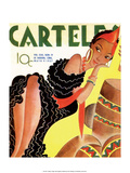 Carteles, Retro Cuban Magazine, Local Havana Beauty III Prints