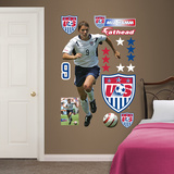 Mia Hamm Wall Decal