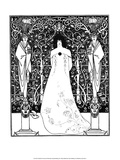Frontpiece for Venus and Tannhauser Print by Aubrey Beardsley