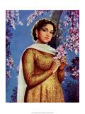 Vintage Bollywood Star, Suraiya Posters