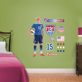 Megan Rapinoe - Fathead Jr. Wall Decal