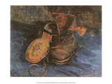 Pair of Boots, 1887 Poster by Vincent van Gogh