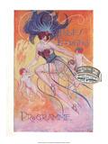 Jazz Age Paris, Folies-Bergere Posters