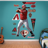 Yasmany Tomas Wall Decal