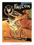 Vintage Bicycle Poster, Falcon Póster