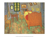 Room at Arles, 1889 Poster von Vincent van Gogh