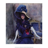 Woman in Blue, 1905 Posters by Giovanni Boldini