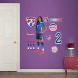Sydney Leroux - Fathead Jr. Wall Decal