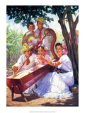 Retro Mexican Poster, Prints