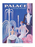 Jazz Age Paris, Palace Poster