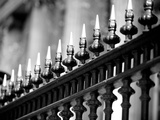 London Railings III Giclee Print by Joseph Eta
