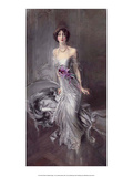 Portrait of Madame Doyen, 1910 Prints by Giovanni Boldini