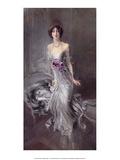 Portrait of Madame Doyen, 1910 Prints by Giovanni Boldini
