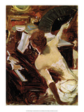 The Singer, 1910 Prints by Giovanni Boldini