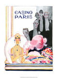 Jazz Age Paris, Casino de Paris Posters