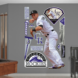Troy Tulowitzki - Shortstop Wall Decal