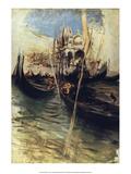 San Marco, Venice, 1902 Poster by Giovanni Boldini