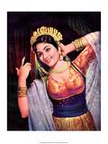 Vintage Bollywood Star, Vyjayanthimala Prints