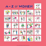 A - Z of Women Art by Nicola Streeten