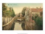 Vintage Postcard, Prints
