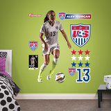 Alex Morgan Wall Decal