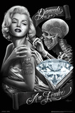 DGA - Diamonds Are Forever Affiches