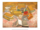 Still Life with Books, 1887 Posters by Vincent van Gogh