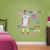 Abby Wambach - Fathead Jr. Wall Decal