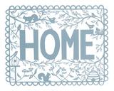 Home Giclee Print by Yasemin Wigglesworth
