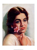 Vintage Bollywood Star, Kamalini Prints