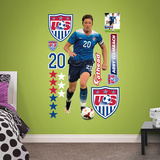 Abby Wambach Wall Decal