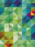Tom Frazier - Rainbow II Digitálně vytištěná reprodukce