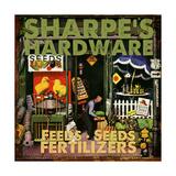 Sharpe's Hardware Giclee Print