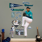 Felix Hernandez - Pitcher Wall Decal