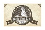Rhode Island Reds 5 Giclee Print
