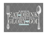 Glory to God 2 Giclee Print