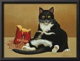 Felini Posters by Lowell Herrero