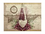 Italian Wine 2 Giclee Print