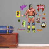 Ultimate Warrior - Fathead Jr. Wall Decal