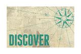 Discover Wydruk giclee