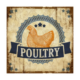 Poultry 1 Giclee Print